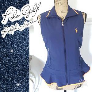 Polo Golf Ralph Lauren zipper vest sleeveless spor